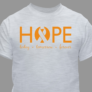 Hope Ribbon T-Shirt