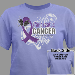 Pancreatic Cancer Awareness T-Shirt