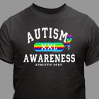 Autism Awareness Athletic Dept. XXL T-Shirt 35523X