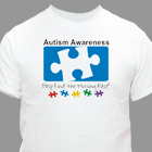 Autism Awareness T-Shirt 35638X