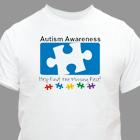 Autism Awareness T-Shirt 35638X