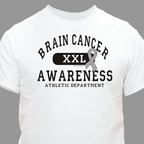 Brain Cancer Awareness T-Shirt