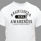 Brain Cancer Awareness T-Shirt 35672X