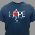 Hope For A Cure ALS Awareness T-Shirt 35844X