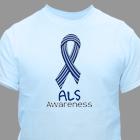 ALS Awareness Ribbon T-Shirt 35847X