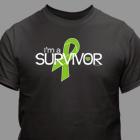Cancer Survivor Ribbon T-Shirt 35878X
