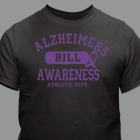 Alzheimer  Awareness T-Shirt 35928X