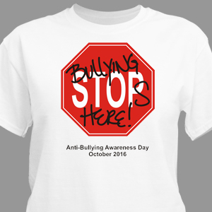 Anti Bullying Awareness T-Shirt