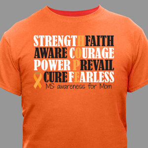 HOPE MS Awareness T-Shirt