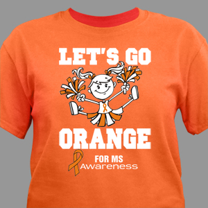 Let's Go Orange T-Shirt