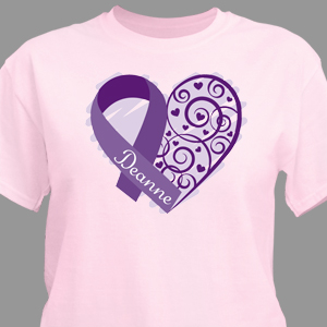 Survivor Ribbon T-Shirt