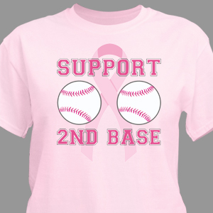 Support Second Base T-Shirt