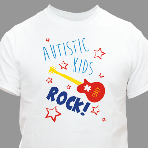 Autism Awareness Youth T-Shirt