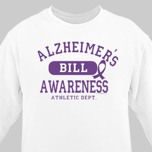 Alzheimer's Awareness Sweatshirt