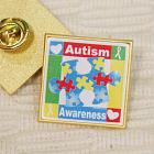 Autism Awareness Pin AP000AU