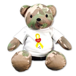 Personalized US Military Teddy Bear - 12