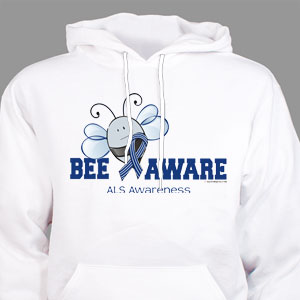 ALS Awareness Hooded Sweatshirt