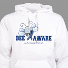 ALS Awareness Hooded Sweatshirt H54207X