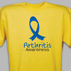 Arthritis Awareness Ribbon T-Shirt 35831X