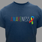 Autism Ribbon T-Shirt 39300X