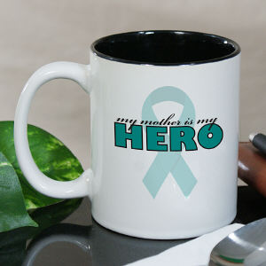 My Hero Awareness Coffee Mug