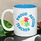 Autism Teacher Mug 293780X