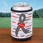 Hope and Love Autism Awareness Can Wrap Koozie 342109