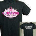 Breast Cancer Survivor T-Shirt 34223X