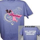 Hope Ribbon Breast Cancer Survivor T-Shirt 34224X