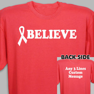 Believe Awareness T-Shirt