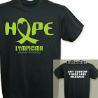 Hope Lymphoma Cancer Awareness T-Shirt