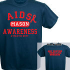 AIDS Awareness Athletic Dept. T-Shirt