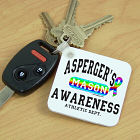 Asperger's Awareness Athletic Dept. Key Chain 355290
