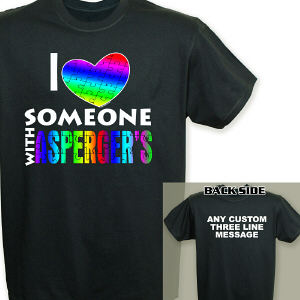 Love Someone With Asperger's T-Shirt
