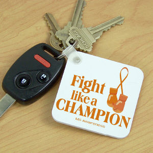 MS Champion Key Chain