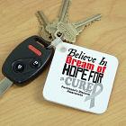 Cure Parkinson's Disease Key Chain  357210
