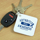 Arthritis Awareness Athletic Dept. Key Chain