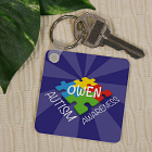Autism Awareness Key Chain 374510