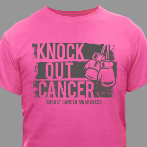 Beat Breast Cancer T-Shirt