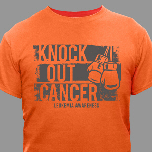 Leukemia Support T-Shirt