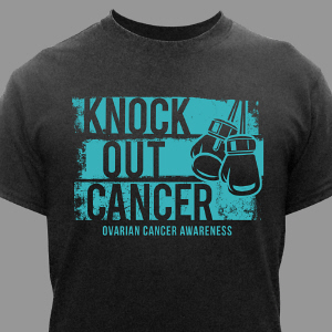 Ovarian Cancer Support T-Shirt