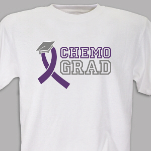 Pancreatic Chemo Grad T-Shirt
