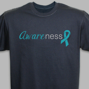 Teal Awareness T-Shirt