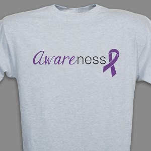 Purple Awareness T-Shirt