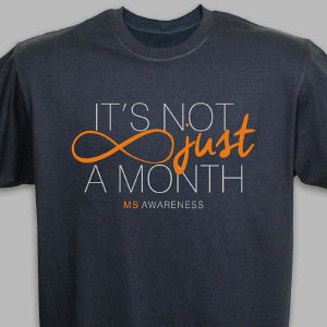 MS Awareness Month T-Shirt