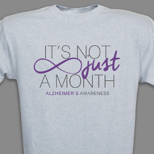 Alzheimer's Awareness Month T-Shirt
