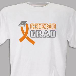 Leukemia Chemo Grad T-Shirt
