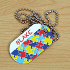 Autism Awareness Dog Tag 393751