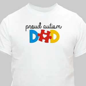 Proud Autism Parent T-Shirt