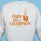 Fight Like A Champion MS Awareness Sweatshirt 55607X
